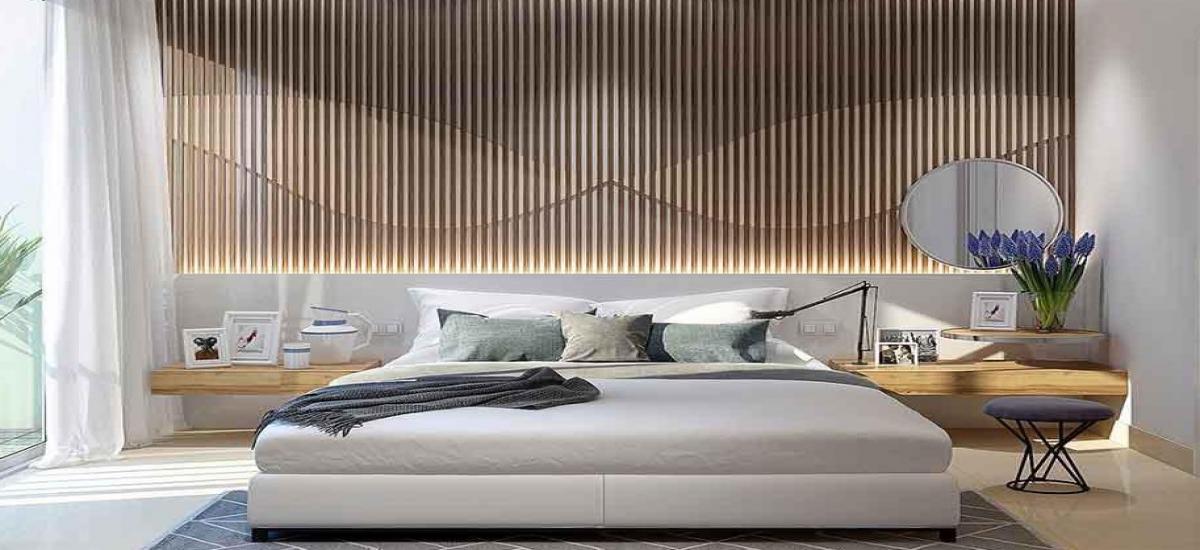 เปลี่ยนห้องนอนให้สวยหรู ดูแพงด้วยไฟ LED เส้น