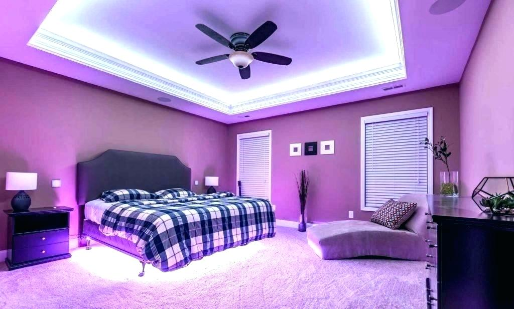 ไฟเส้น LED สีม่วง